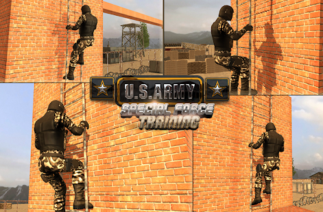 US Army Training Special Force - náhled