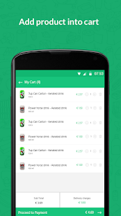 Delivrt - Delivery from any store or restaurant - náhled