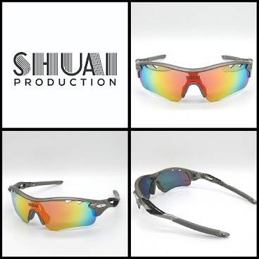 會員HK$399(Grey/Black) SHUAI Polarized Sunglasses