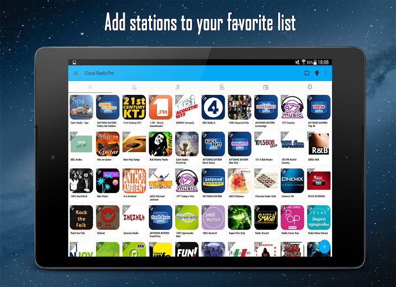 Cloud Radio Pro - Record , Lyrics & Music Screenshot 8