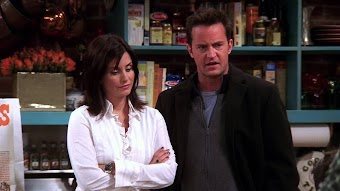 The One Where Chandler Gets Caught