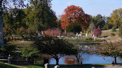 Photo: Green-Wood Cemetery