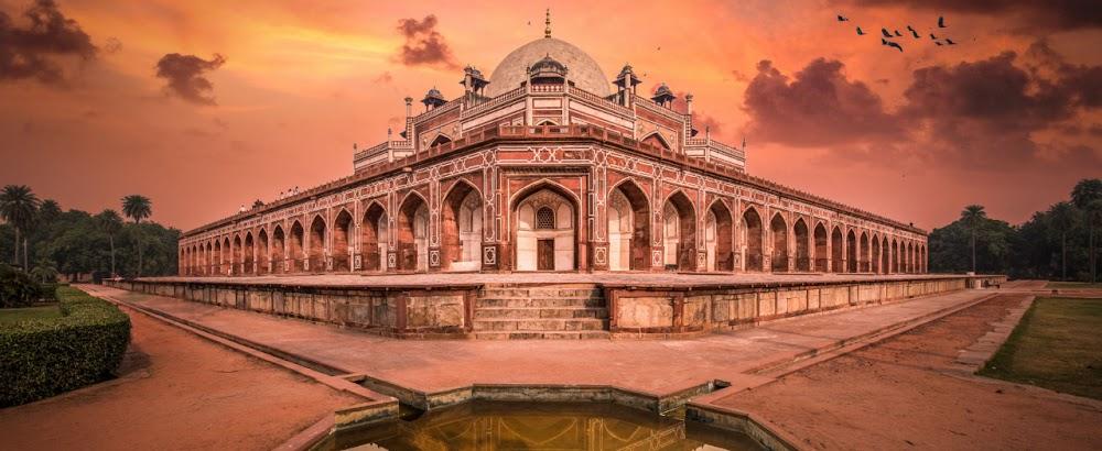Heritage_Of_Delhi