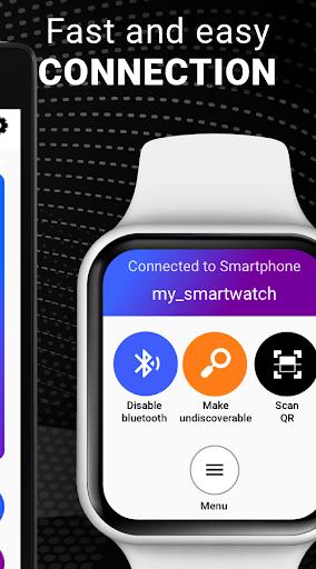 Smartwatch Bluetooth Notifier screenshot 23