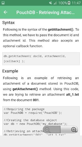 Learn PouchDB APK | APKPure ai