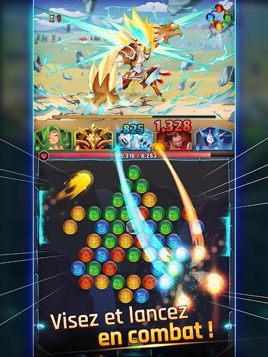 Archers de lumière, JDR-puzzle  captures d'écran 6