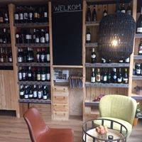 Nieuwe wijnwinkel / aperobar - november 2017