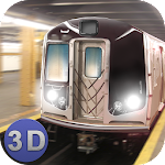 New York Subway Simulator 3D Icon
