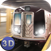 New York Subway Simulator 3D