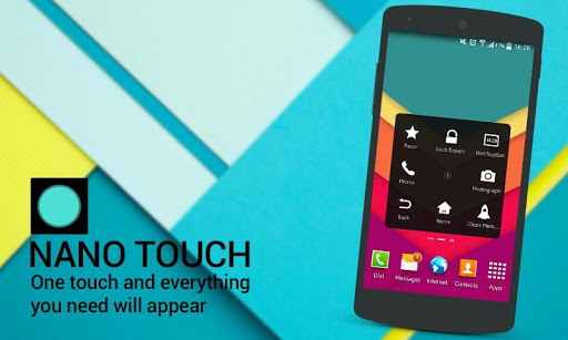 Nano Touch - Home Button