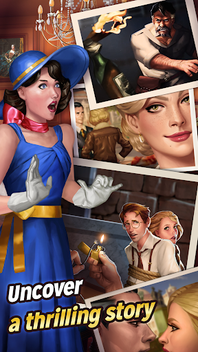 Pearl's Peril - Hidden Object Game 4.07.1893 screenshots 2