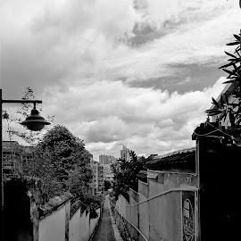 by Chet Sosinski - Black & White Street & Candid