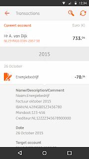 ING Bankieren screenshot 04