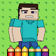 Download Coloring Book for Block Pixel World For PC Windows and Mac