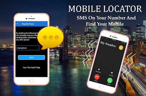Find My Lost Phone -Mobile Tracker &Find My Mobile - Apps on