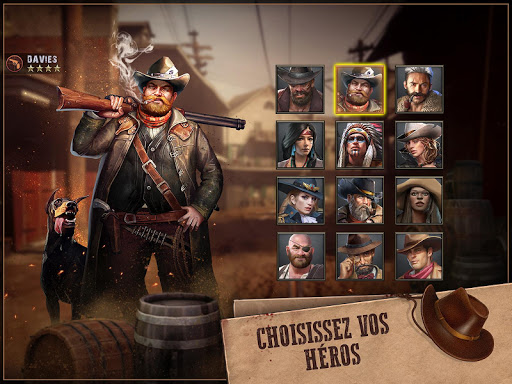 Télécharger West Game mod apk screenshots 2