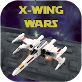 X Wing Star Fighter