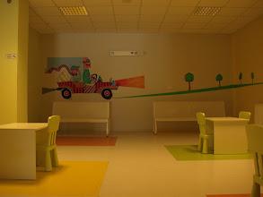 Photo: Centrálny príjem čakáreň