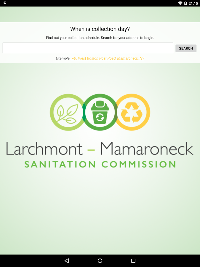 LM Sanitation Services- screenshot