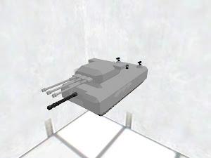 陸上駆逐艦ラーテ
