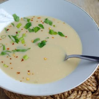 Creole Peanut Soup