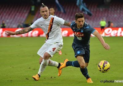 Deux Belges titulaires lors du choc de la 35e journée de Serie A