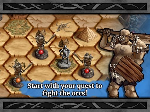 The Paladin's Story: Melee & Text RPG (Offline) apkdebit screenshots 14