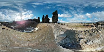Photo: Italy - Pompeii - Amphitheater