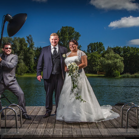 Wedding photographer Erwin Binder (ErwinBinder). Photo of 19.06.2016