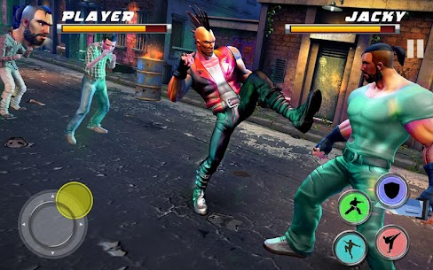 Kung Fu Commando 2020 : New Fighting Games 2020 Apk Download For Android 4