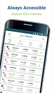 easyMarkets – Forex Trading, Indices & CFD- screenshot thumbnail