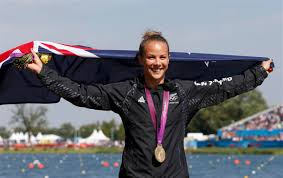 Image result for Lisa carrington who won gold what were their emotions