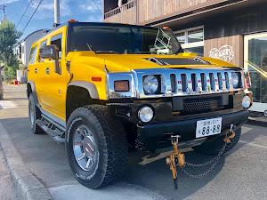 H2  07,HUMMER,LUXPXG三井D車のカスタム事例画像 ヨシクマ🇺🇸🍍さんの2019年10月23日07:01の投稿