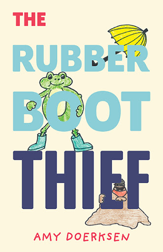 The Rubber Boot Thief cover