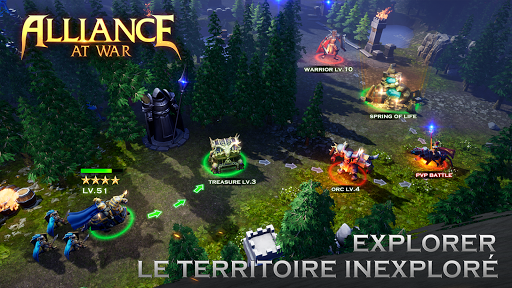 Code Triche Alliance at War: Dragon Empire - Strategy MMO APK MOD (Astuce) screenshots 1