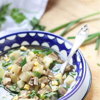 Low Carb Mexican Chicken Soup Recipe