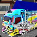 Koleksi Mod Truck Canter v2 BUSSID icon
