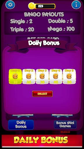 Free Bingo New Cards Game - Vegas Casino Feel  screenshots 3