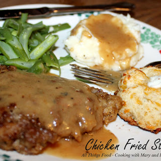 Chicken-Fried Steak.