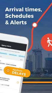 App Moovit: Bus Times, Train Times & Live Updates APK for Windows Phone