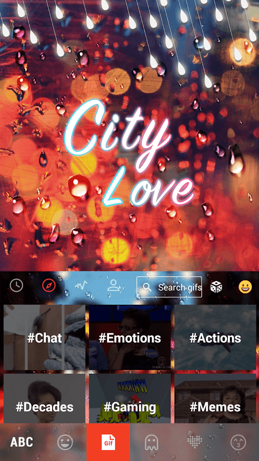 City-Love-Emoji-Keyboard-Theme 8