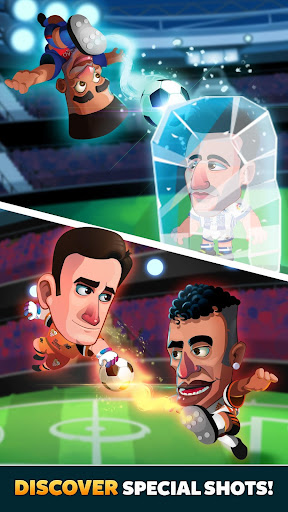 Head Soccer La Liga 2018 screenshot 3
