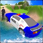 Police Car Off Road Driving 3D Simulator