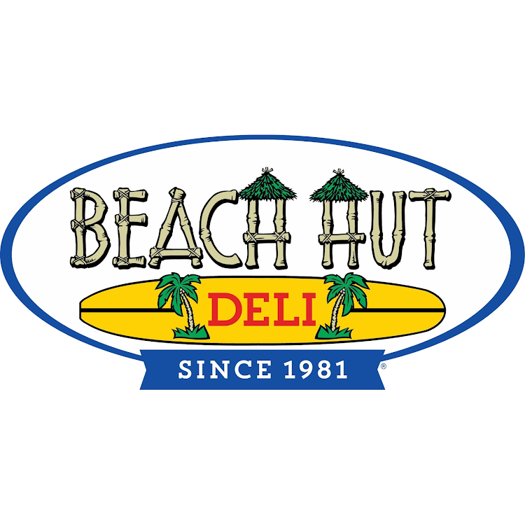 Logo for Beach Hut Deli - Newport