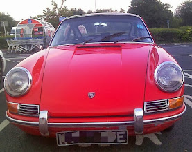 Photo: Continuing the Alpine theme, this '67 Porsche 912 in excellent condition, being used on a shopping trip to Tesco.