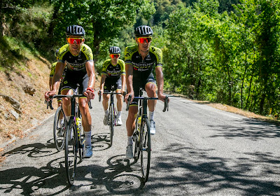 Mitchelton-Scott stapt uit de Giro na positieve coronatests