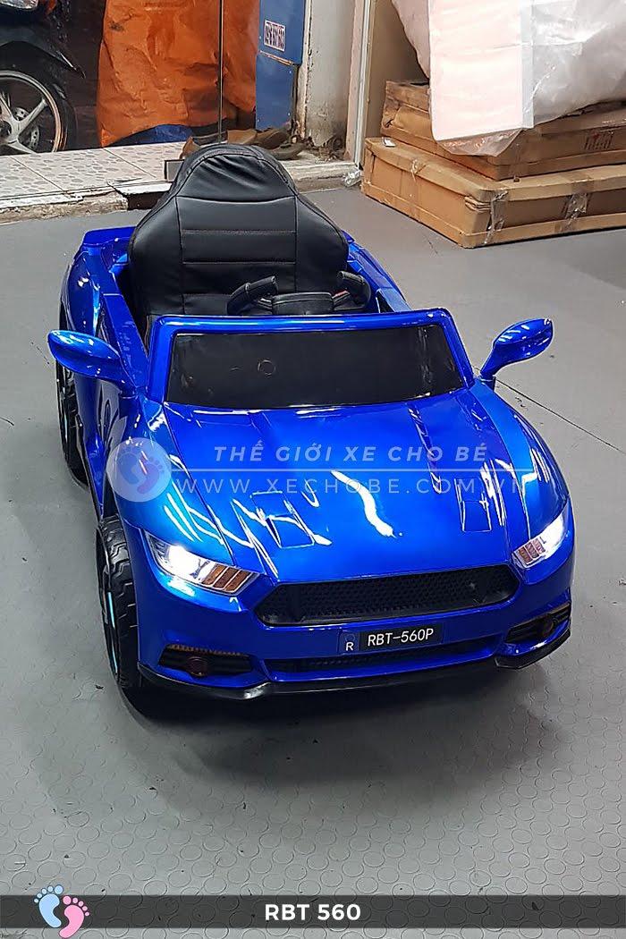 xe ô tô điện đồ chơi cho bé RBT-560P 2