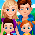 Family Dress Up Icon
