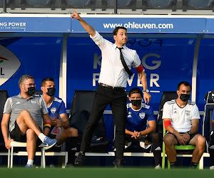 """Le coach d'Eupen satisfait de ses troupes : """"C'est la première fois dans l'histoire du club"""""""