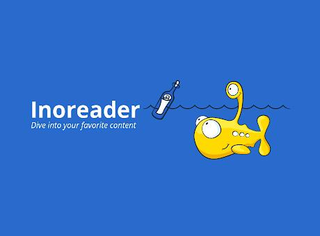 Inoreader - RSS, News and Social Reader